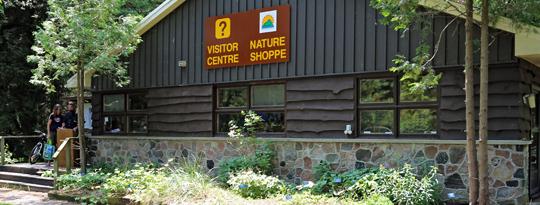 Friends Nature shop exterior