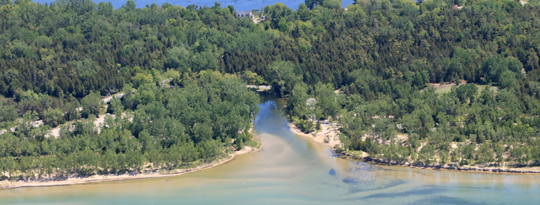 Outlet River, Image 17-7856a