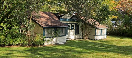 Mills' Cottage 2019