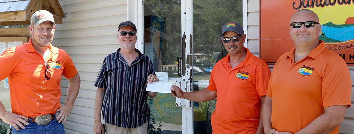 Sandbanks River Country Donation