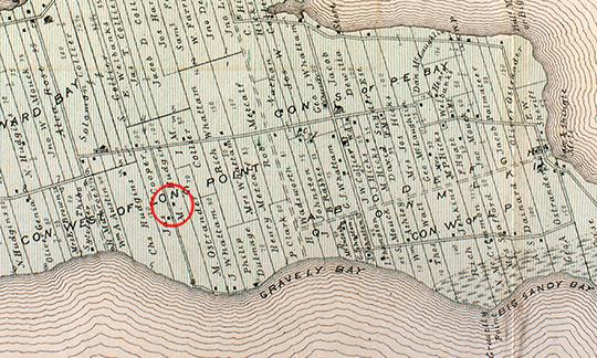 McGill Map 1880