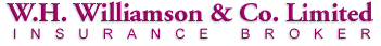 Williamson insurance Logo