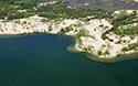 Dunes Beach, West Lake Aerial 2019