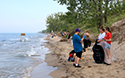 Healthy Parks Healthy People Beach Cleanup 2019